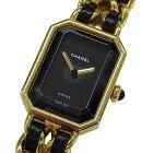 ◆シャネル CHANEL 時計 H0001 プルミエール Mサイズ クオーツ レディース 【中古】