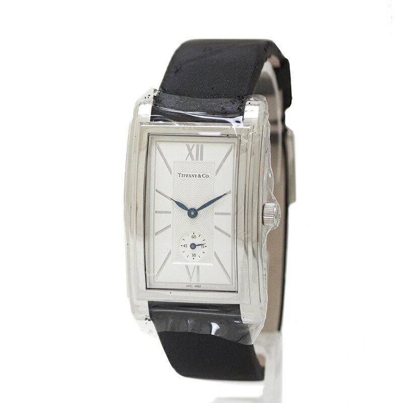 ティファニー グランド ユニセックス 腕時計 Z0030.13.10A21A40A 訳あり 【未使用 新品同様】
