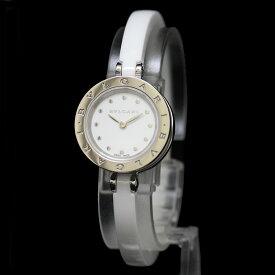 ブルガリ ビーゼロワン バングルウォッチ セラミック レディース 腕時計 BZ23S M 【未使用 展示品】