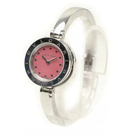 ブルガリ ビーゼロワン クォーツ 腕時計 102584 BZ23C2DSS.S【美品】