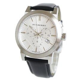 バーバリー クロノグラフ シティ クォーツ メンズ 腕時計 BU9355 箱付【新品・未使用品】