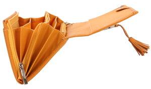 【送料無料】レディース財布長財布おしゃれブランド本牛革お財布レディース財布ブランド牛革本革サイフさいふレザー女性用アコーディオンジップ財布