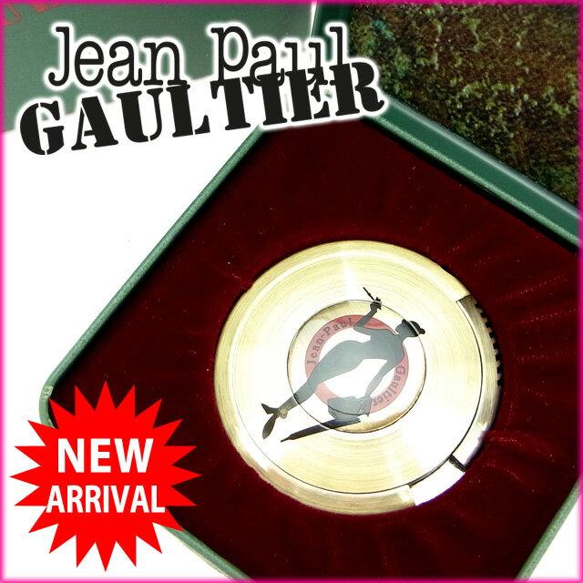 【中古】 ジャンポール・ゴルチェ Jean Paul Gaultier ライター ゴールド UFOライター BBシルエット女 レディース Y530s .