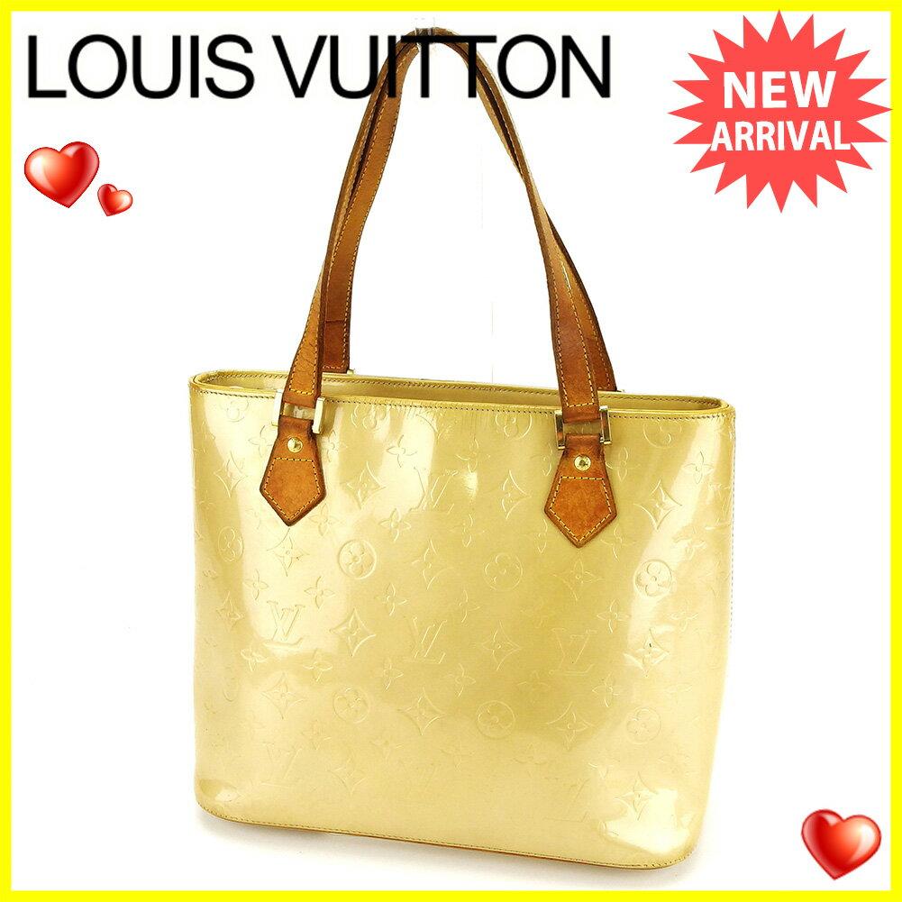 【お買い物マラソン】 【中古】 ルイ ヴィトン トートバッグ ショルダーバッグ バッグ Louis Vuitton ベージュ L1613s