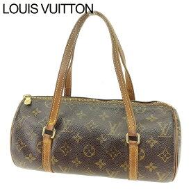 fb30c723238b 【中古】 ルイ ヴィトン Louis Vuitton ハンドバッグ バック ブラウン パピヨン26 モノグラム レディース T7547s .
