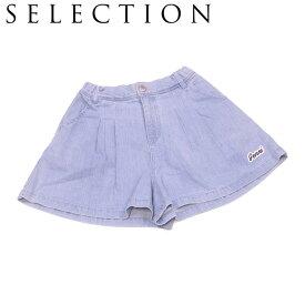 【お買い物マラソン】 【クーポン対象】 【中古】 ジェニー SELECTION パンツ ジャケット ガールズ レディース スカート風パンツ T7877