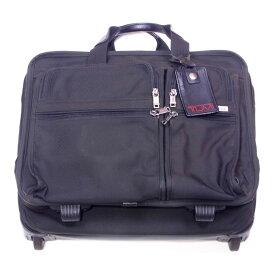 【中古】 トゥミ キャリーバッグ キャリーケース メンズ ビジネス 旅行用 2輪 ホイールアウェイ ブラック レッド バリスティックナイロン TUMI E1564 .