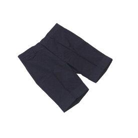 【中古】 マークジェイコブス MARC JACOBS パンツ ハーフ丈 メンズ ♯44サイズ センタープレス グレー×ネイビー系 C2971