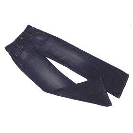 【中古】 リプレイ Replay ジーンズ ブーツカット パンツ ウォッシュネイビー ♯26サイズ センタープレス デニム レディース C3025s .