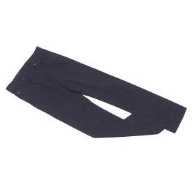 【中古】 ディオール オム Dior Homme パンツ メンズ ♯26サイズ ストレート ブラック ポリエステル67%コットン33% 良品 C3114 .