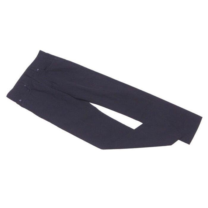 【中古】 ディオール オム Dior Homme パンツ メンズ ♯26サイズ ブラック ポリエステル67%コットン33% C3114 .
