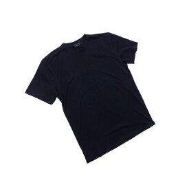 【期間限定ポイント10倍】 【中古】 マークジェイコブス MARC JACOBS Tシャツ カットソー メンズ Mサイズ 袖ライン入り ブラック 超美品 人気 F1301