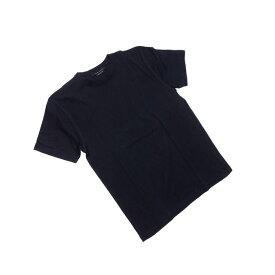 【期間限定ポイント10倍】 【中古】 マークジェイコブス MARC JACOBS Tシャツ カットソー メンズ Sサイズ 袖ライン入り ブラック 超美品 人気 F1302
