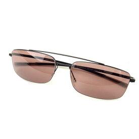 【中古】 ディオール オム Dior Homme サングラス ブラック×ピンク レディース M1217s .