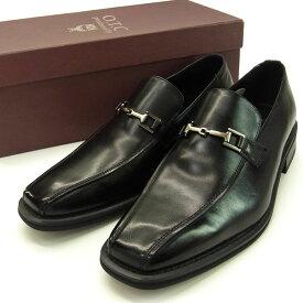 【中古】 OTC by MCM ローファー シューズ 靴 メンズ ♯250 ビジネス ブラック×シルバー PVC×レザー (あす楽対応)人気 良品 T10962