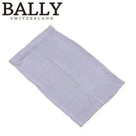 【ポイント10倍】 【中古】 バリー スカート タイト ヴィスコースVI/100% グレー 灰色 Bally T12096 .