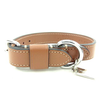 Brown T4706s for the coach collar dog collar pet.