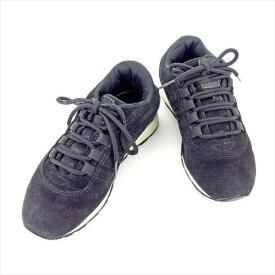 【中古】 【送料無料】 フェンディ スニーカー シューズ 靴 ブラック イエロー ホワイト 白 T5773s .