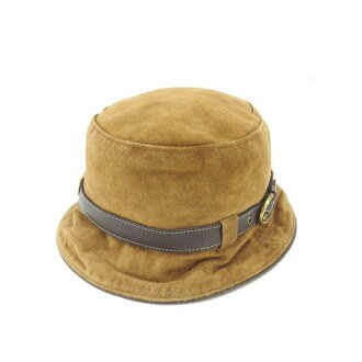 Coach COACH hat P/S man and woman combined use light brown suede (correspondence) popularity sale Y3778