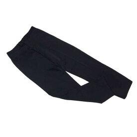 【中古】 【送料無料】 ニールバレット NEIL BARRETT パンツ フルレングス メンズ ♯46サイズ センタープレス ブラック 良品 人気 C2965