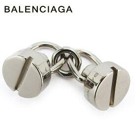 【中古】 バレンシアガ カフス カフリンクス メンズ チェーン式 片方のみ シルバー シルバー金具 BALENCIAGA G1504