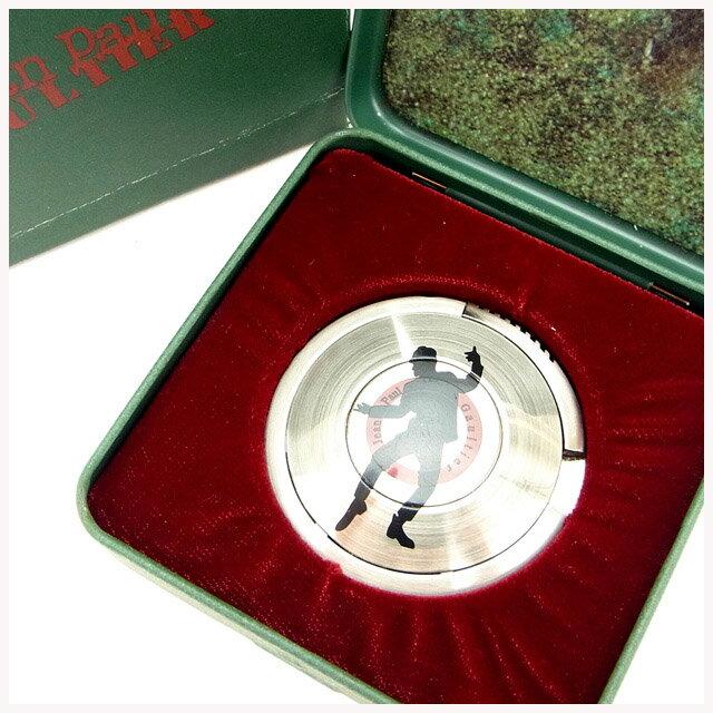 【中古】 【送料無料】 ジャンポール・ゴルチェ ライター レディース SBシルエット(男) UFOライター シルバー Jean Paul Gaultier Y538