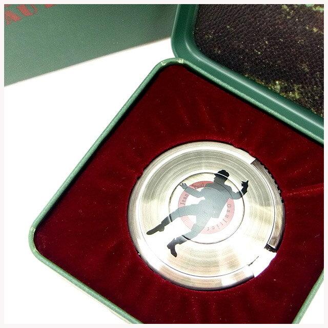 【中古】 【送料無料】 ジャンポール・ゴルチェ ライター レディース BBシルエット(男) UFOライター シルバー Jean Paul Gaultier Y534