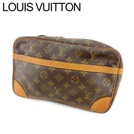 3c0d4fad3705 【中古】 ルイ ヴィトン Louis Vuitton セカンドバッグ バック コンピエーニュ23 モノグラム レディース B511s