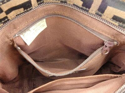 [Pre] Givenchy GIVENCHY handbag mini tote bag ladies 4G logo brown black canvas × leather popular good item F1451