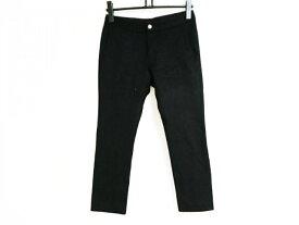 Couture d'Adam(クチュールドアダム) パンツ サイズ36 S レディース 黒【20200213】【中古】【dfn】