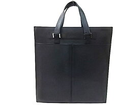 Cartier(カルティエ) トートバッグ - 黒 レザー【20190531】【中古】【dfn】