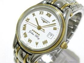 LONGINES(ロンジン) 腕時計 ゴールデンウイング L3.106.5 レディース 白【20190523】【中古】【dfs】