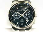 【新着】MICHAEL KORS(マイケルコース) 腕時計美品■ - MK-5814 メンズ ダークネイビー【20200602】【中古】