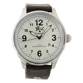 イルビゾンテ 時計 メンズ ホワイト H0225 132N ダークブラウン イルビゾンテ 腕時計 【あす楽対応_関東】