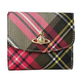 Vivienne Westwood ヴィヴィアンウエストウッド 51150003 10256DERBY NEW EXHIBITION Wホック財布 二つ折り財布【あす楽対応_関東】