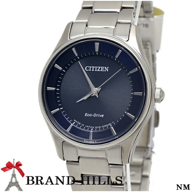 シチズン コレクション レディース エコドライブ 腕時計 EM0400-51L CITIZEN 未使用品【中古】