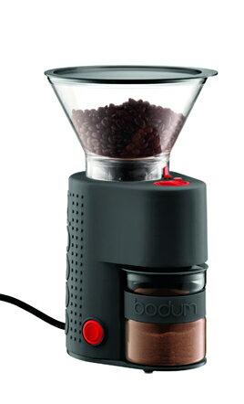 bodum ボダム BISTRO ビストロ 電気式コーヒーグラインダー ブラック 10903-01JP