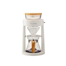 APIX アピックス コーヒーメーカー ドリップマイスター ADM-200-WH ホワイト【ラッピング不可商品】