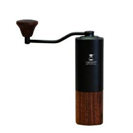 TIMEMORE コーヒーグラインダー G1 ブラックウォールナット【正規輸入品】