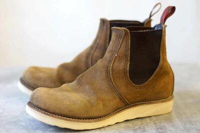 【レッドウィング】ブーツシューズ靴ビジネス