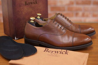 Berwick Men Business shoes 67741 3739