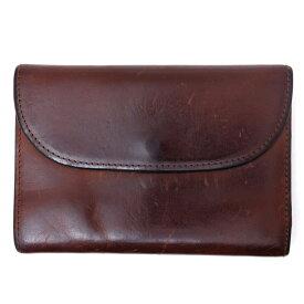 SETTLER 財布 セトラー OW-1112 3 FOLD PURSE 三つ折り フルグレインカウハイド /3フォールドパースウォレット【中古】