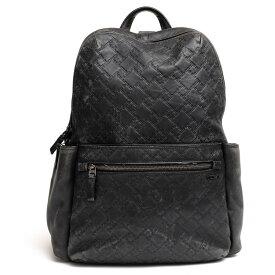 fc56839e6997 TUMI リュック トゥミ 31180DT TICON シグネチャー レザー Leather Backpack【中古】