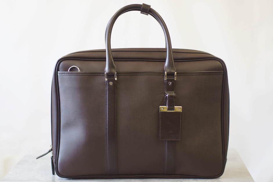 LANVIN ランバン/鞄 ビジネスバッグ コレクション 【中古】【LANVIN】