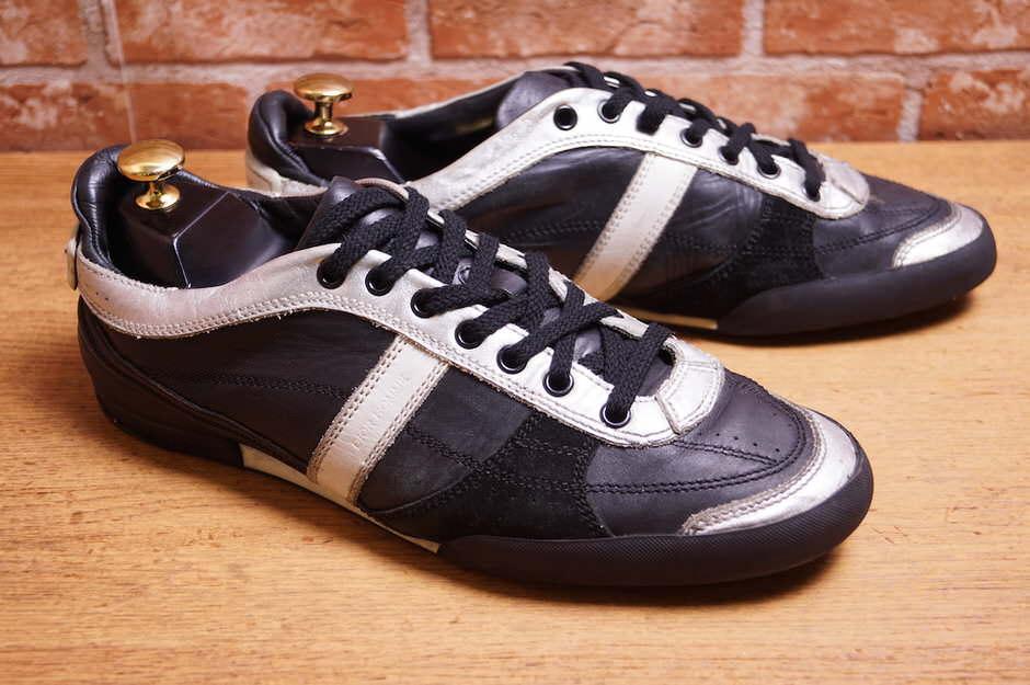 Dior HOMME ディオールオム/sneaker/shoe/靴 スニーカー ジャーマン 【中古】【Dior HOMME】