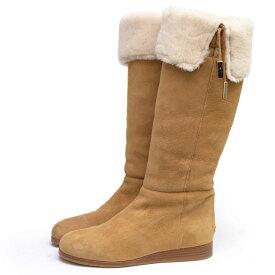 Jimmy Choo ジミーチュウ/boots/shoe/靴 ロングブーツ ムートンブーツ 【中古】【Jimmy Choo】