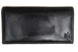 ホワイトハウスコックス/Whitehouse Cox/S9697 LONG WALLET / BRIDLE 長財布 【中古】