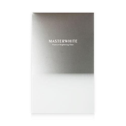マスターホワイト【定期コース/初回5400円:2回目以降8640円】約30日分