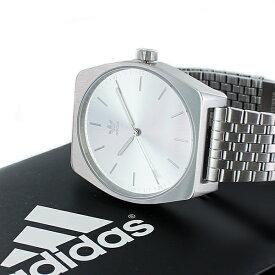【最大10,000円OFFクーポン】Adidas アディダス 時計 メンズ レディース 腕時計兼用 プロセス シンプル シルバー ブレスレットウォッチ CJ6339 ペアにおすすめ ペアセット カップル 誕生日プレゼント