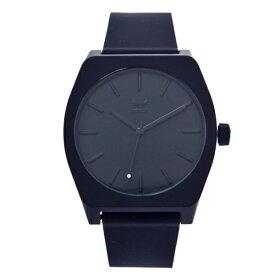 Adidas アディダス 時計 メンズ レディース 腕時計 男女兼用 プロセス お洒落 ネイビー 柔らかいベルト CJ6363 ビジネス 男性 女性 ユニセックス ペアにおすすめ ブランド 【仕事用】 誕生日 お祝い プレゼント ギフト お洒落